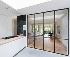 Stalen deuren - ontwerp | Beurs Eigen Huis #droomhuis #droominterieur #inspiratie #BeursEigenHuis #gijsrobert.com #realiseerjedroomhuis.nl