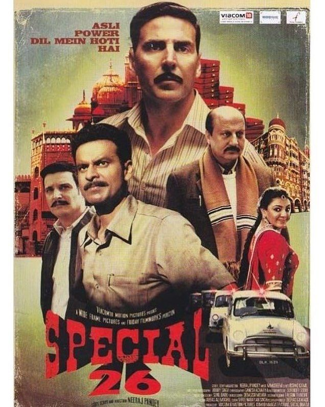 Special 26 Movie Hindi Movies Watched Pinterest Movies