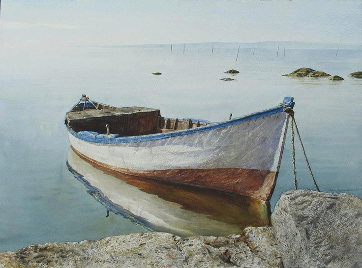 Pixelle.co art: Painting by Atanas Matsoureff - Öğleden Sonra #pixelle