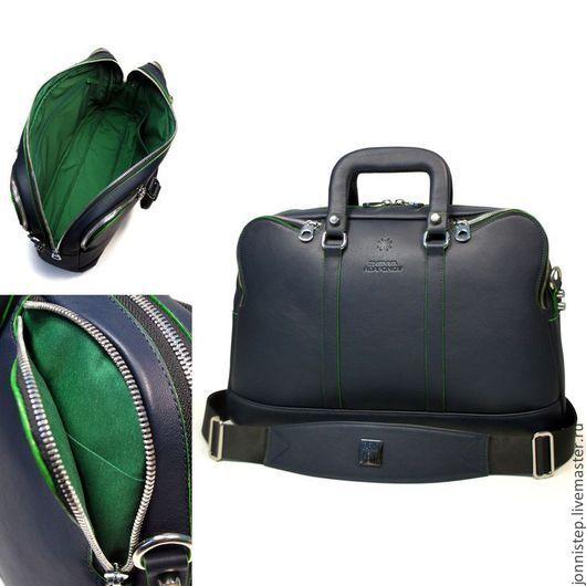 Мужские сумки ручной работы. Повседневная сумка унисекс