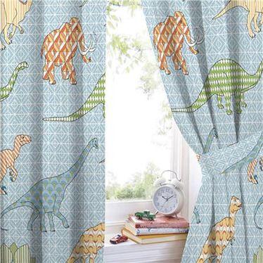 Curtains Ideas boys dinosaur curtains : 17 Best images about Boys Curtains - Generic on Pinterest   Our ...