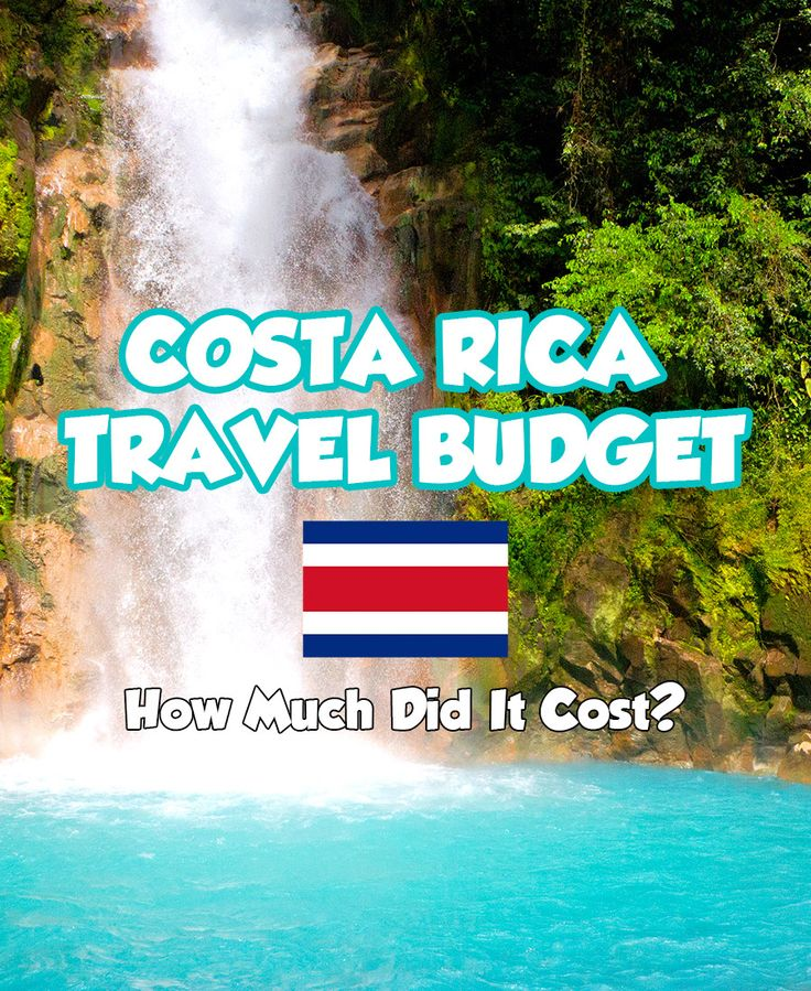 Is it possible to travel in Costa Rica on a budget? Learn how much it cost me to backpack in Costa Rica — along with my favorite travel tips & highlights. More: http://expertvagabond.com/costa-rica-travel-budget/
