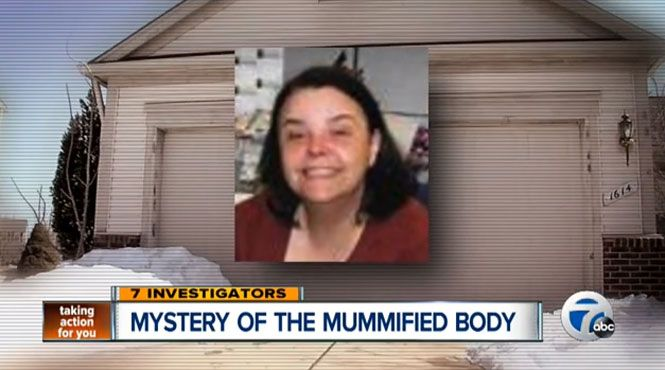 WOMAN'S MUMMIFIED CORPSE FOUND IN BACKSEAT OF HER CAR 5 YEARS AFTER MYSTERIOUS DISAPPEARANCE