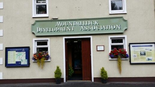 Mountmellick museum. Discover the history of Mountmellick Embroidery and see beautiful examples of this white on white embroidery.