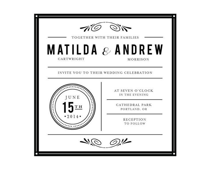Paperless Invitations Wedding: Best 25+ Invitations Online Ideas On Pinterest