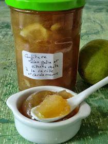 Ma petite cuisine gourmande sans gluten ni lactose: Confiture de melon galia au citron , vanille et cardamome allégée en sucre et à l'agar-agar