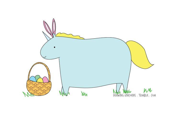 Easter Unicorn Deeps