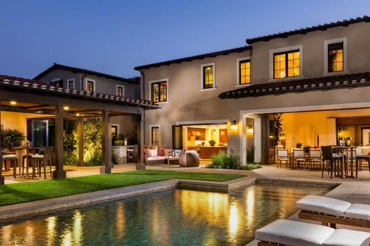The New Home Company Indoor Outdoor Living Concept Home