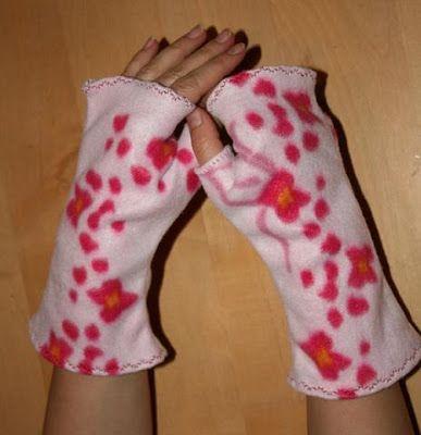 24 besten Nähen Armstulpen Bilder auf Pinterest | Handschuhe ...