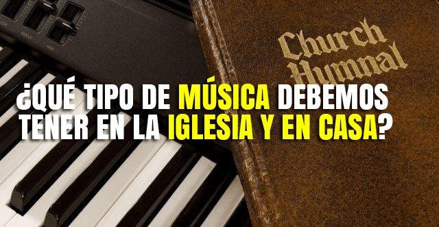 ¿Qué tipo de música debemos tener en la iglesia y en casa? Ted Wilson responde