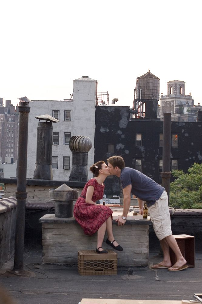 Image from the movie The Nanny Diaries.