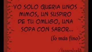 Lo Mas Fino - Las Pastillas Del Abuelo, via YouTube.