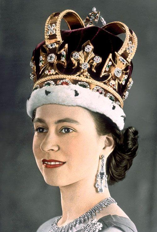 queen elizabeth royal crown
