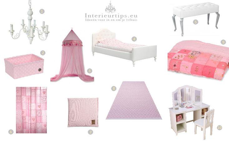 Kinderkamer Prinsessenkamer Inrichten : Wil je een #prinsessenkamer ...