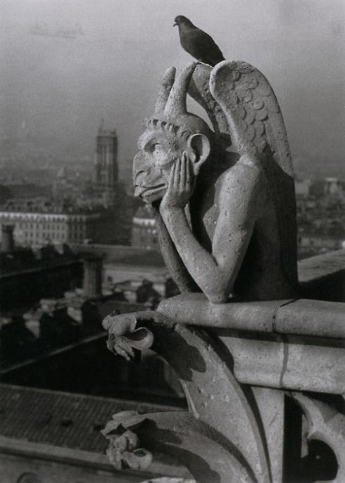 Paris - Brassai (Gyula Halasz), 1899-1984