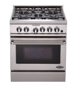 how to clean gas stove burners