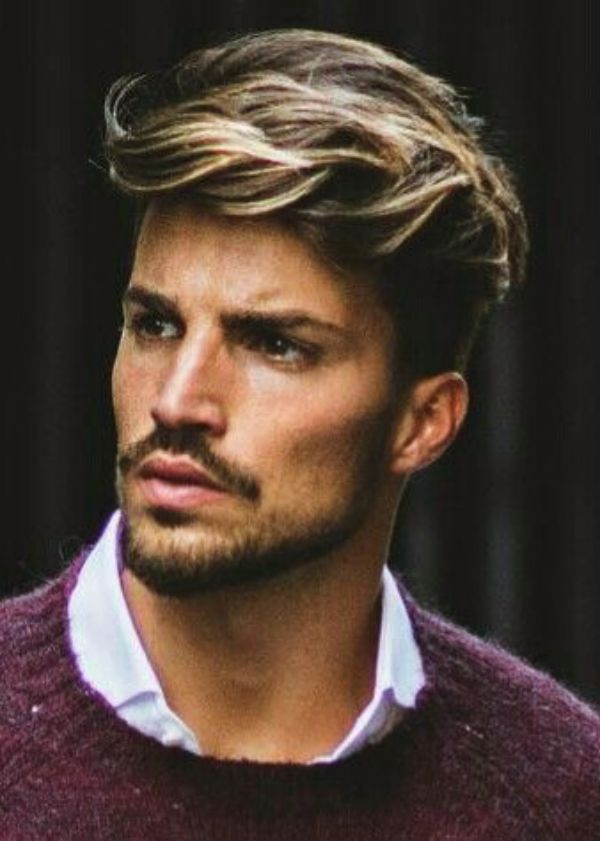 27 Hair Color For Men With Brown Skin Tone Men Hair Color