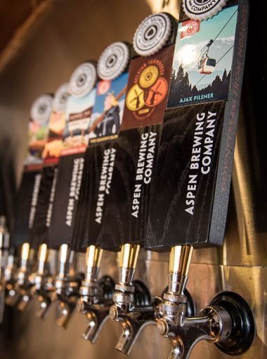 Find seven brews on tap seven days a week at the tap