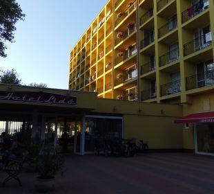 Aussen Hotel Lido