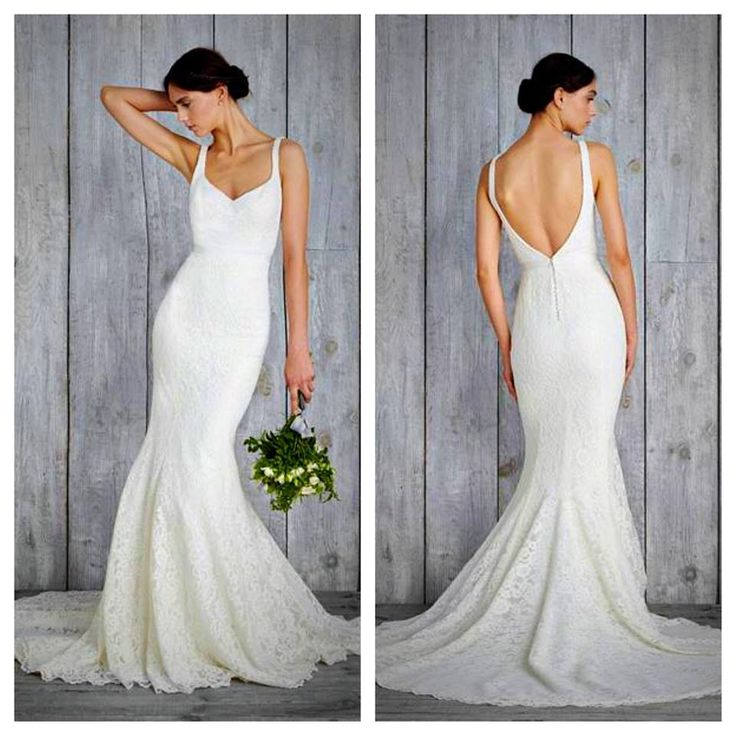 Gallery Nicole Miller Bridal Wedding Dresses: Chic And Classic, This Janey Lace Fit And Flare Gown By