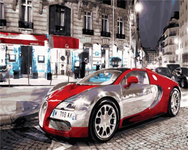 Bugatti Painting | Bugatti veyron, Bugatti, Bugatti cars