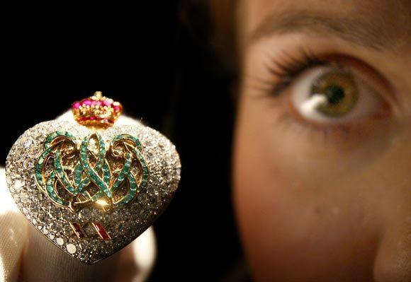 Las joyas que Eduardo VIII regaló a Wallis Simpson saldrán a subasta - Foto 1