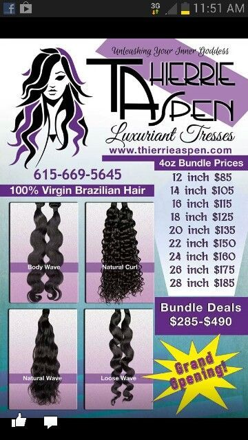 Virgin hair!!!! !!