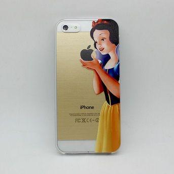 Ultra Thin Snow White Case Πλαστική Θήκη (iPhone 5/5s) BULK - myThiki.gr - Θήκες Κινητών-Αξεσουάρ για Smartphones και Tablets - Snow White