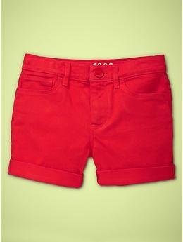#gap shorts tomato