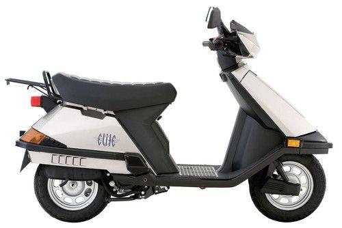 2007 Honda Elite 80