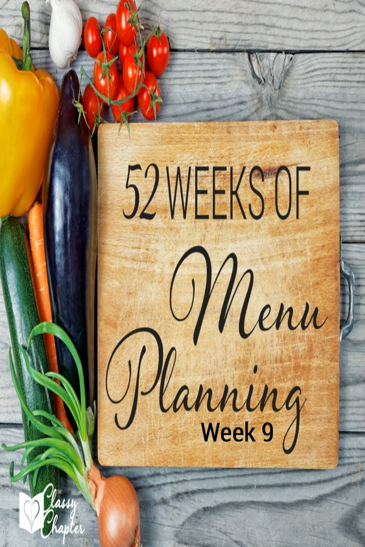 Are you meal planning on a budget? If so this list is full of easy dinner recipes!
