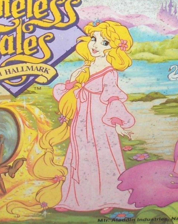 Timeless Tales Rapunzel Details