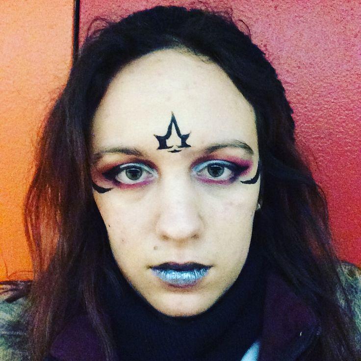Assassin's Creed Makeup