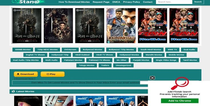 7Starhd Download Hollywood, Bollywood, Dubbed 300MB