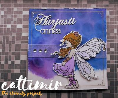 Cattimir - The eternity projects: papercraft, cardmaking, stamping
