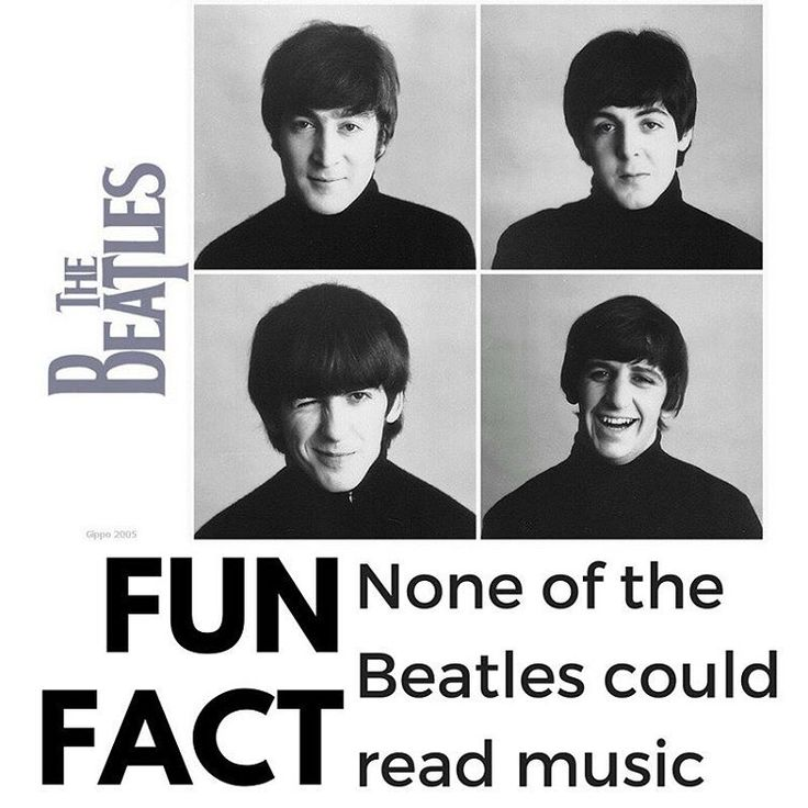 The Beatles never did learn to read or write music using traditional notation. Music was a discovery process for them that did not involve any books -- they once traveled across town for someone to teach them a B7 guitar chord. To acquire new material for concerts, they learned largely through listening to records and mimicking the sounds as closely as they could. When it came to official transcriptions of their music, the Beatles could provide input if necessary, but the transcribing was…