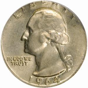 1965 Quarters