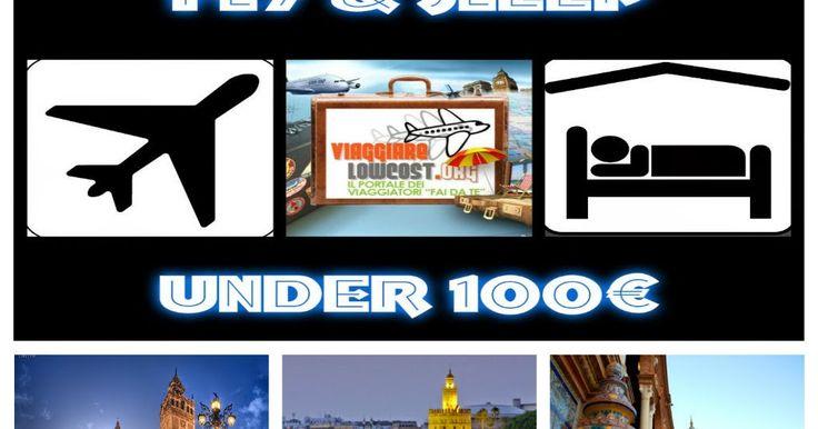 Fly&SleepUnder100€: Weekend a Siviglia (Spagna) - 3 giorni - Volo + Hotel 3* a soli 110€ tutto incluso!  http://www.viaggiarelowcost.org/2017/06/fly-weekend-siviglia-spagna-3-giorni_20.html