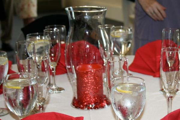 17 best images about party ideas on pinterest table for 40th anniversary decoration ideas