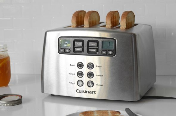 5 Best 4-Slice Toaster Reviews - Updated 2018 - A Must Read!