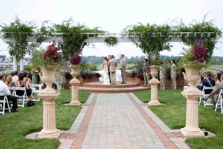 48 Best Outdoor Wedding Ideas Images On Pinterest