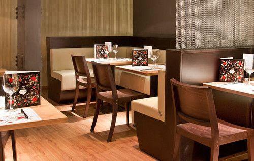 Diseño menus y manteles individuales del restaurante