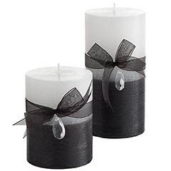 Candles ready for entertaining! From Pier One Imports