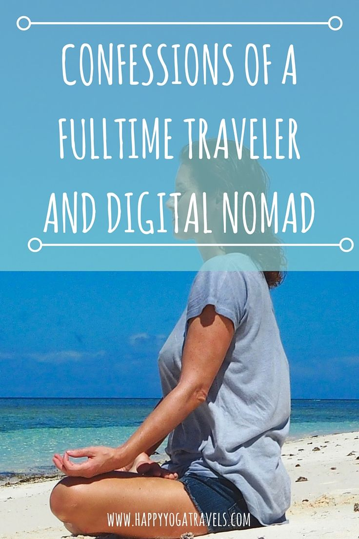 5 reasons why long term traveling as a digital nomad sucks and 5 reasons why it's the best thing ever