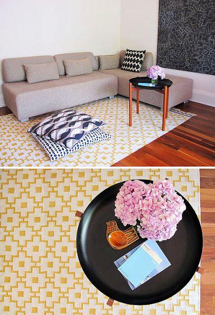 Teppich ikea alvine  Die 25+ besten Alvine ruta Ideen auf Pinterest | Ikea teppich, Heu ...