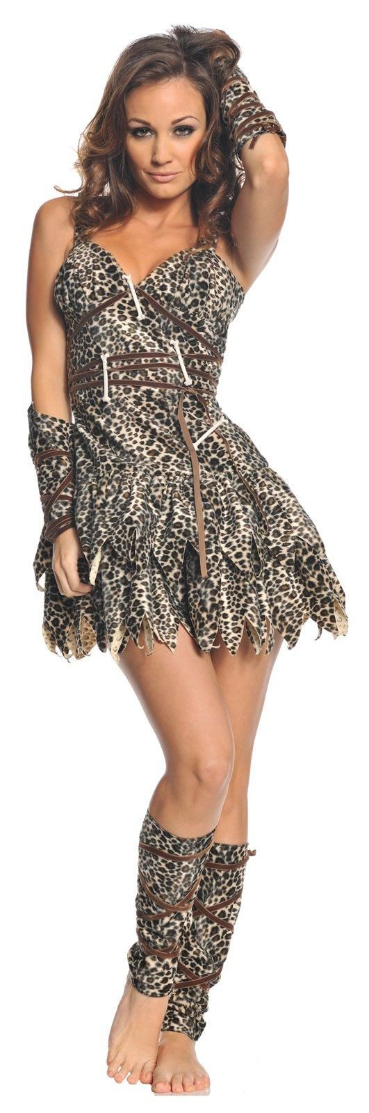 Goin' Clubbin Cave Woman Costume from Buycostumes.com