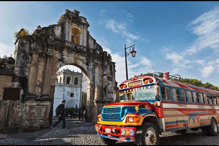 Destination Voyage - A la découverte du Guatemala