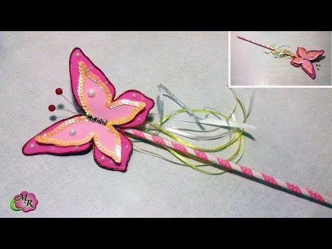 Волшебная палочка Феи своими руками/DIY Fairy Wand - YouTube