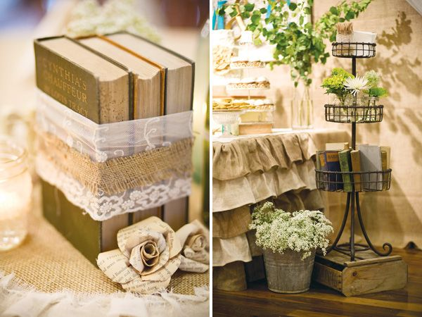 27 best rustic wedding decorations images on pinterest decorating rustic vintage wedding decor junglespirit Gallery