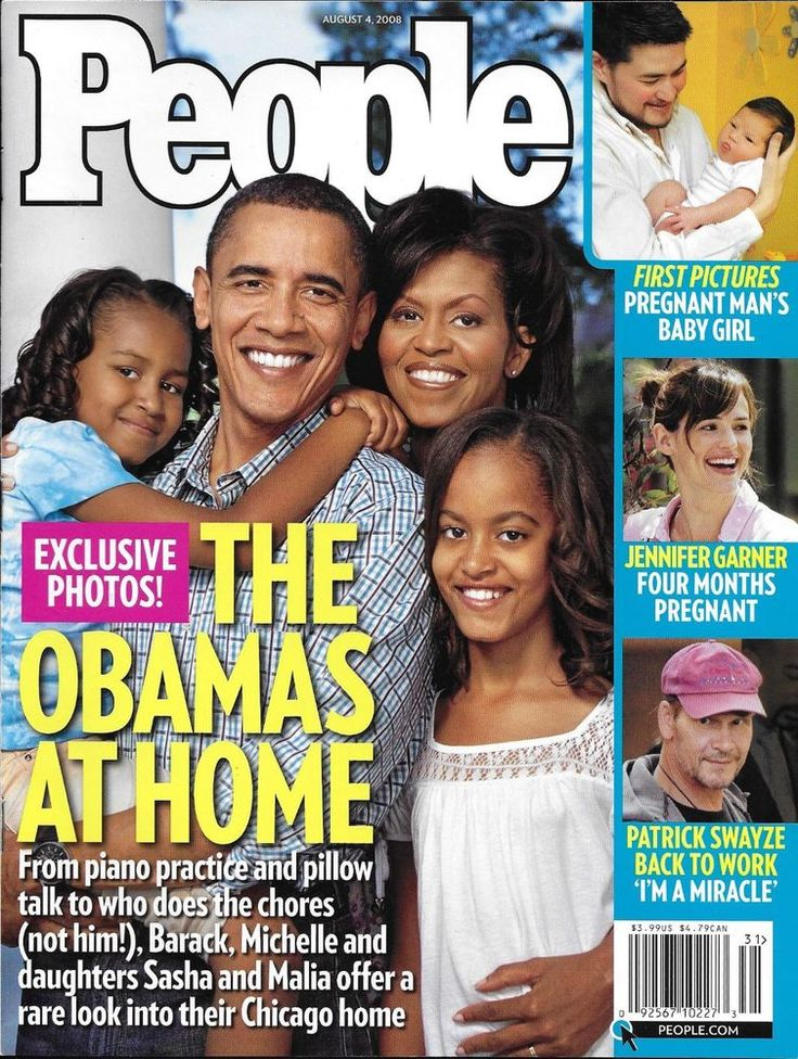 People magazine President Barack and Michelle Obama Corey Haim and Feldman